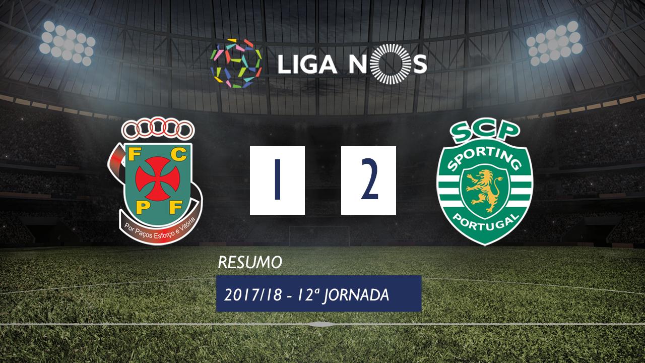 Ferreira Sporting Lisbon goals and highlights