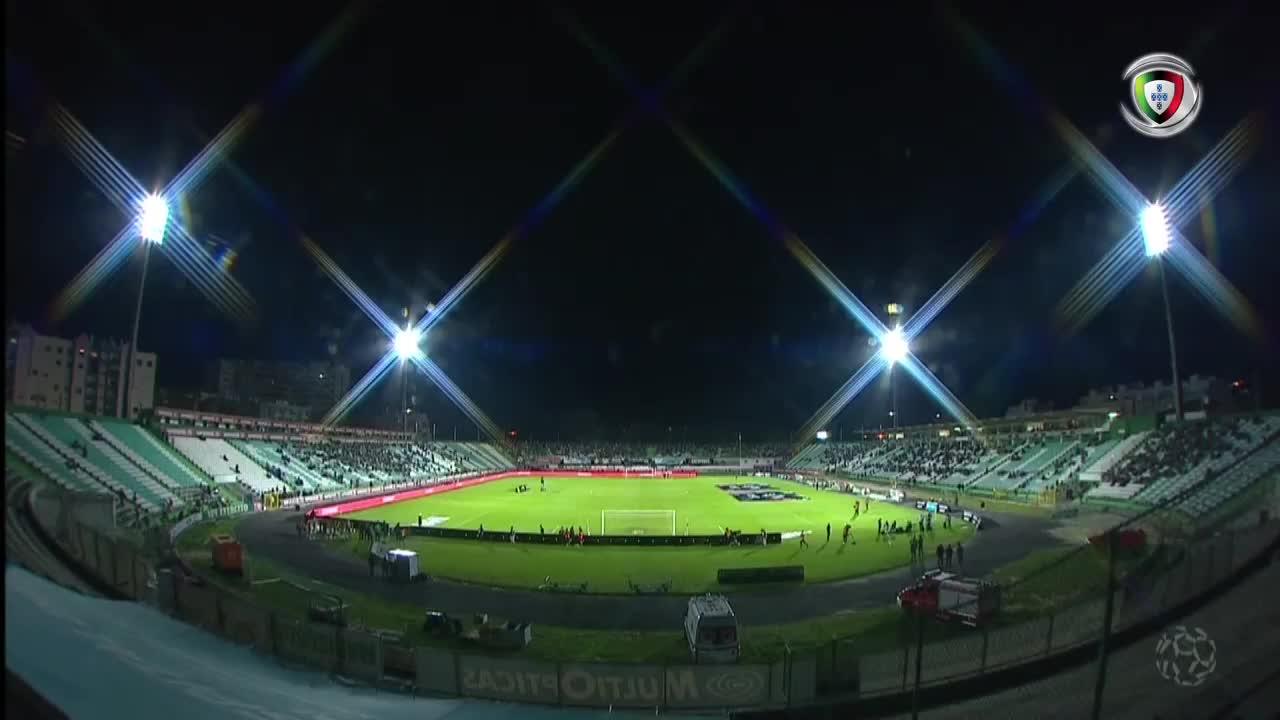 I Liga (19ªJ): Resumo Vitória FC 1-1 Sporting CP