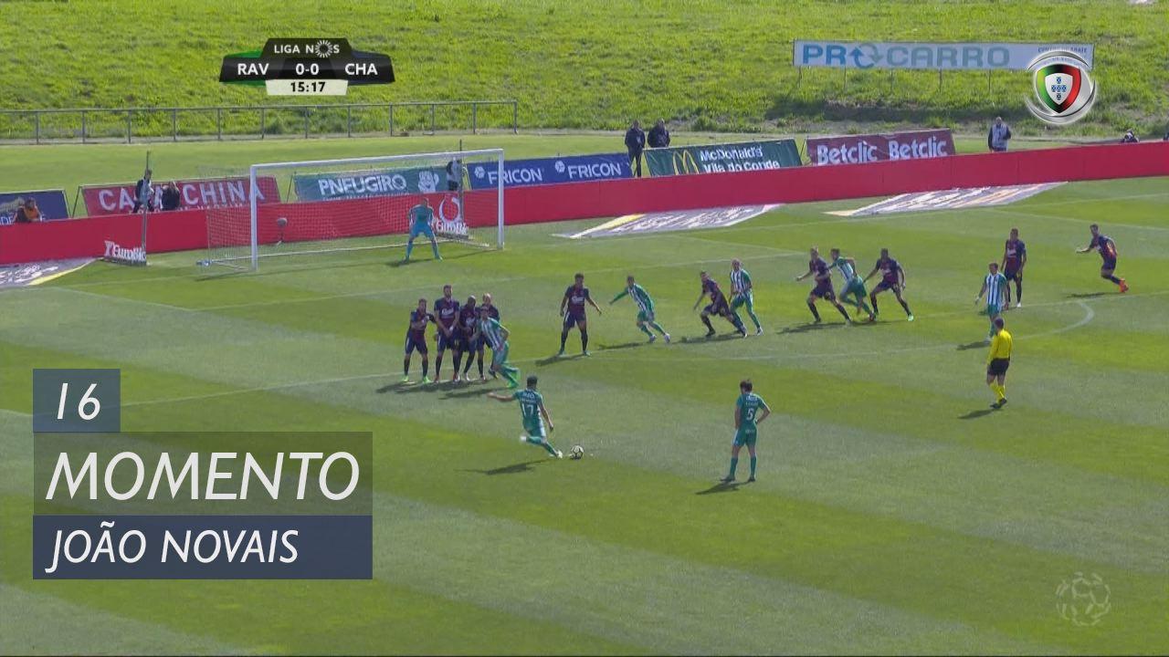 Rio Ave FC, Jogada, João Novais aos 16'