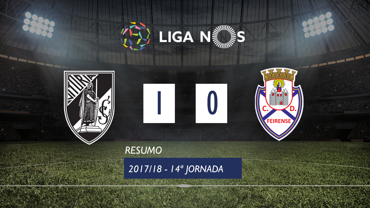 Guimaraes Feirense goals and highlights