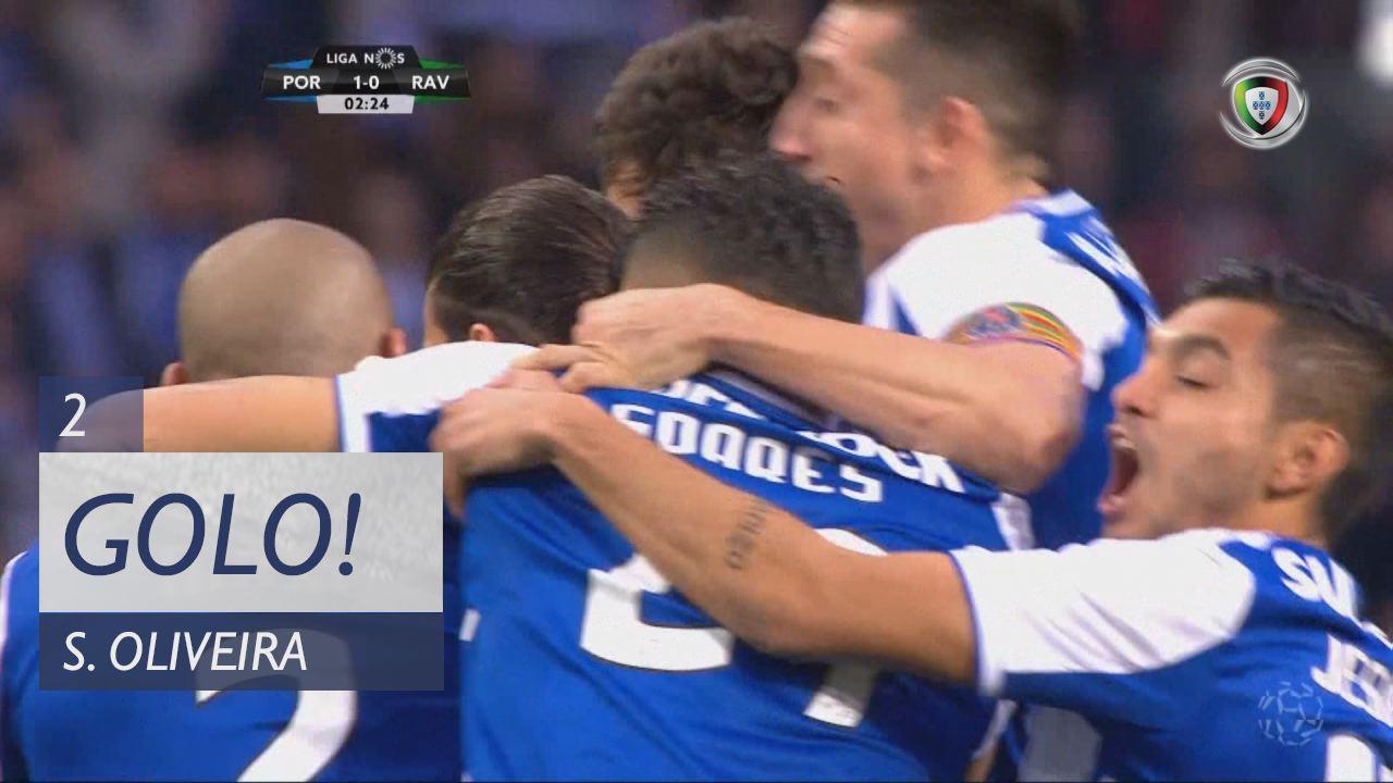 FC Porto, Sérgio Oliveira aos 2', FC Porto 1-0 Rio Ave FC