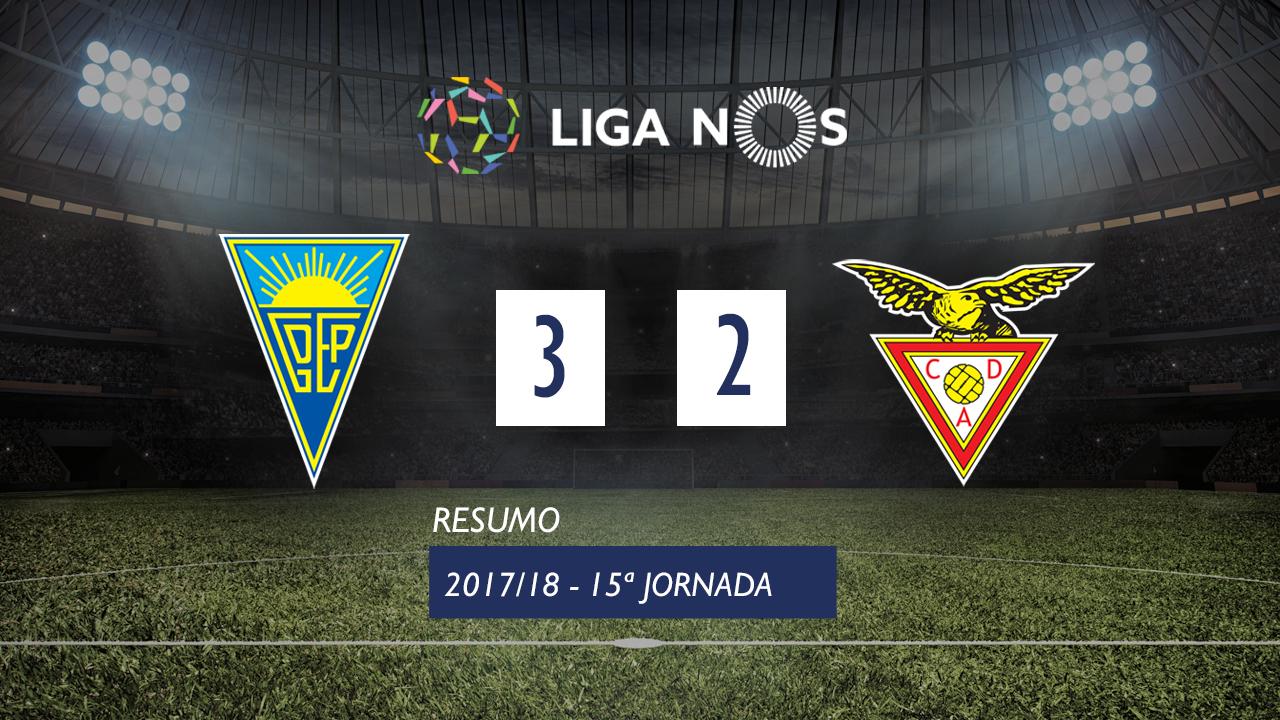 Estoril Aves Goals And Highlights