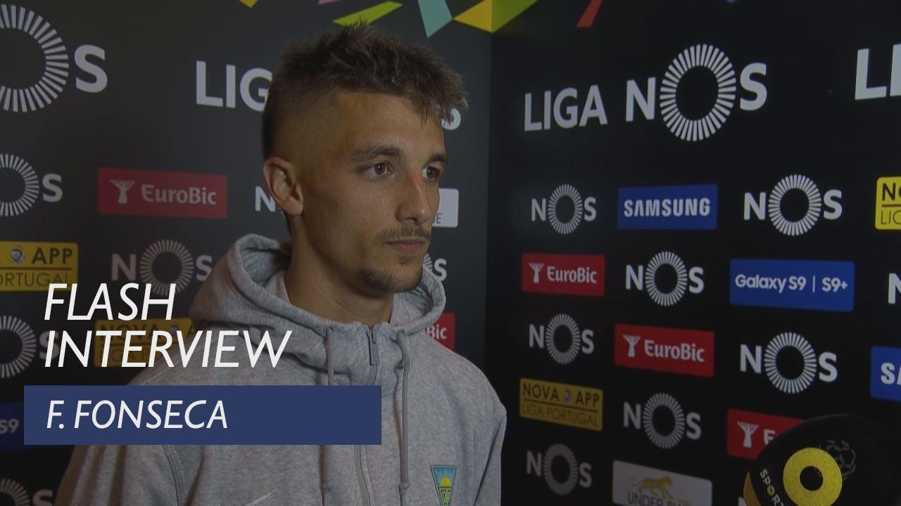Liga (31ª): Flash interview Fernando Fonseca