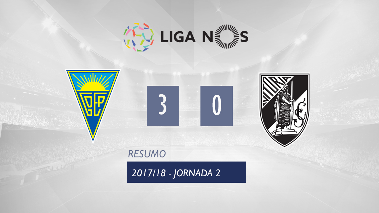 Estoril Guimaraes goals and highlights