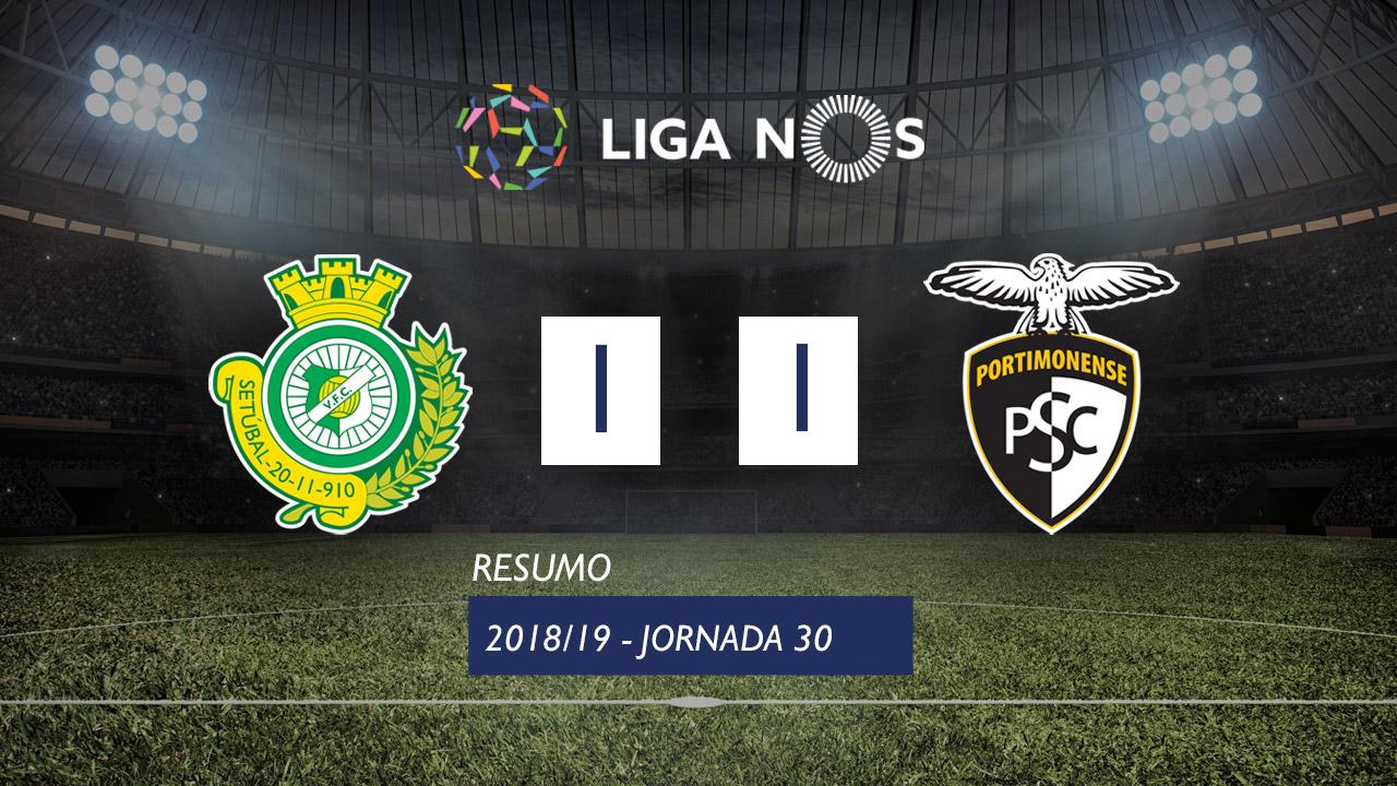 Setubal Portimonense Goals And Highlights