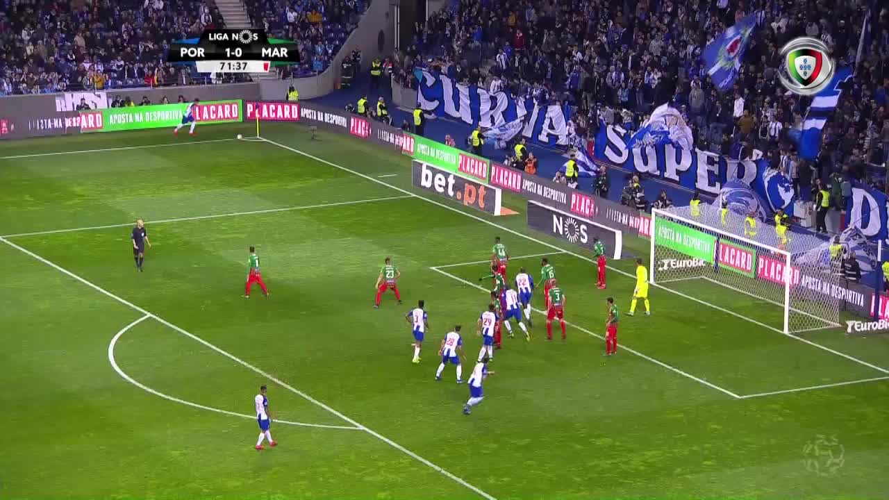GOLO! FC Porto, Éder Militão aos 72', FC Porto 2-0 Marítimo M.
