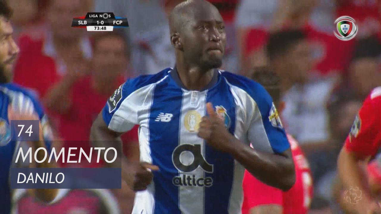 FC Porto, Jogada, Danilo aos 74'