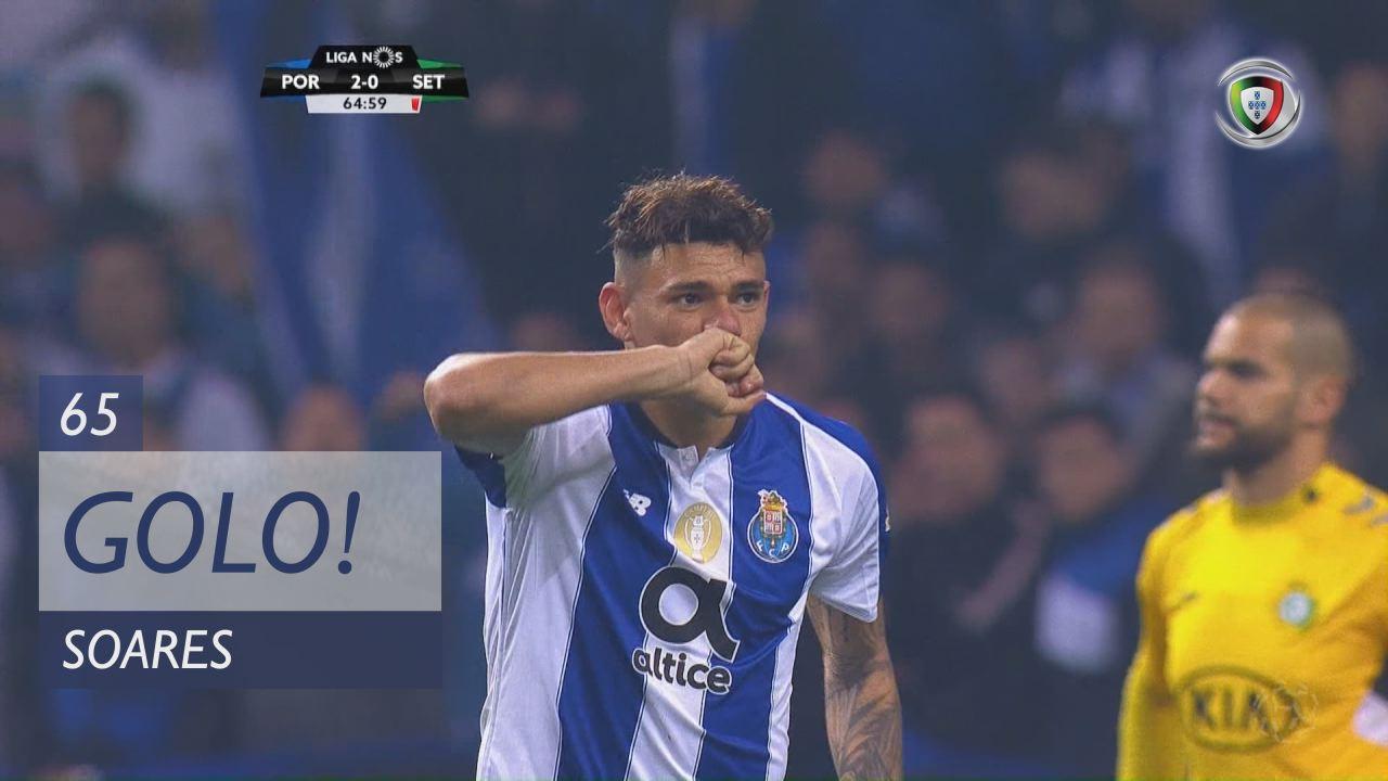 GOLO! FC Porto, Soares aos 65', FC Porto 2-0 Vitória FC
