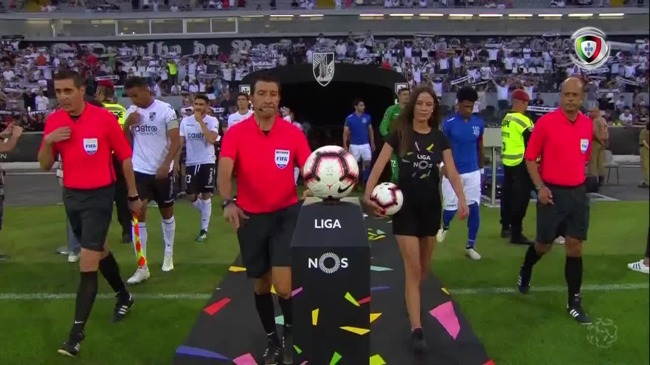 V. Guimarães 0-1 Feirense    Liga NOS 2018 19    Ficha do Jogo ... dec9acc06bcf3