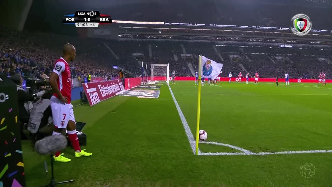 FC Porto, Caso, Marega aos 90'+2'