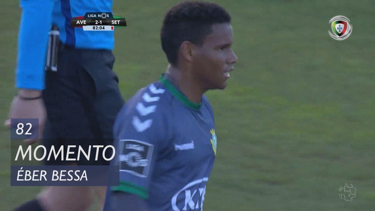 Vitória FC, Jogada, Éber Bessa aos 82'
