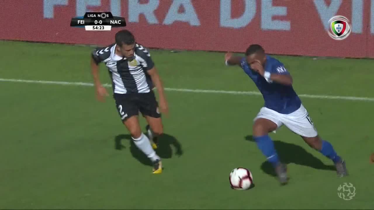 CD Feirense, Jogada, Tiago Silva aos 56'