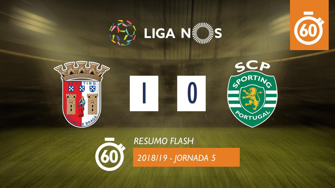 Braga Sporting Lisbon Goals And Highlights