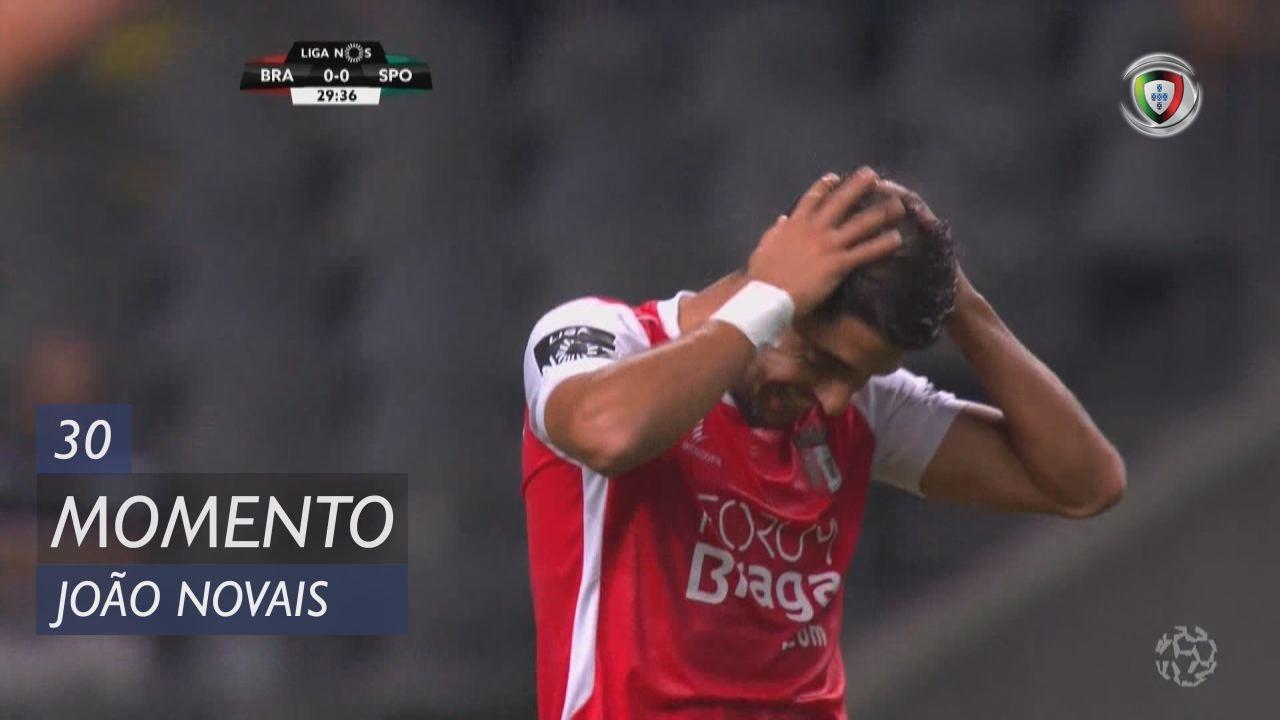 SC Braga, Jogada, João Novais aos 30'