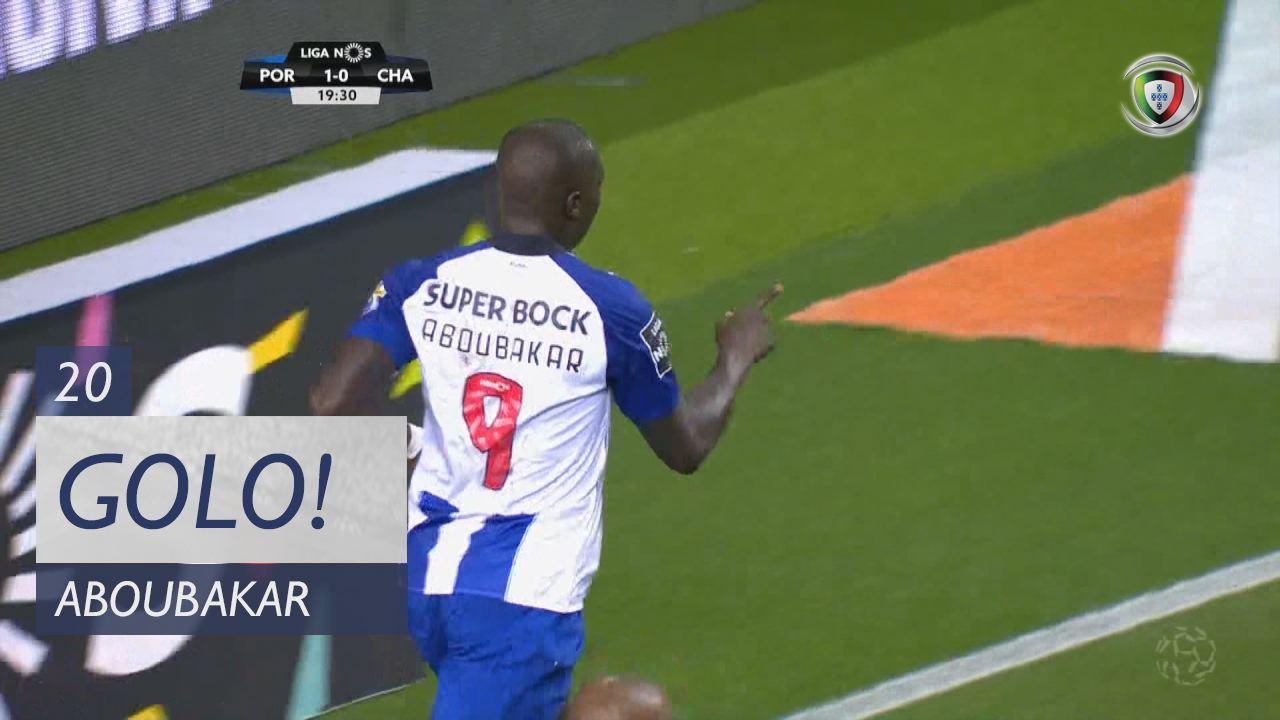GOLO! FC Porto, Aboubakar aos 20', FC Porto 2-0 GD Chaves