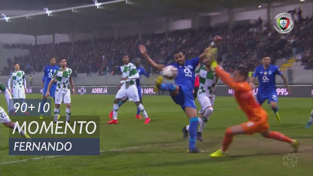 FC Porto, Jogada, Fernando aos 90'+10'