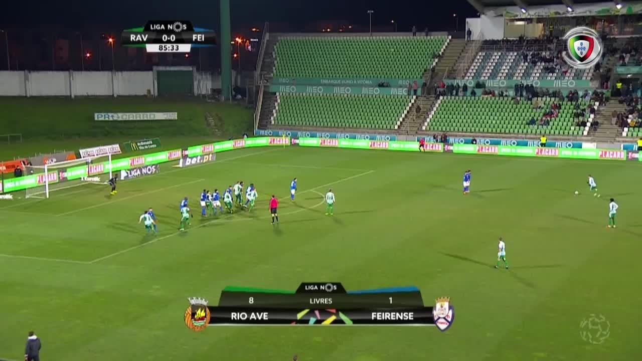 CD Feirense, Caso, Tiago Gomes aos 86'
