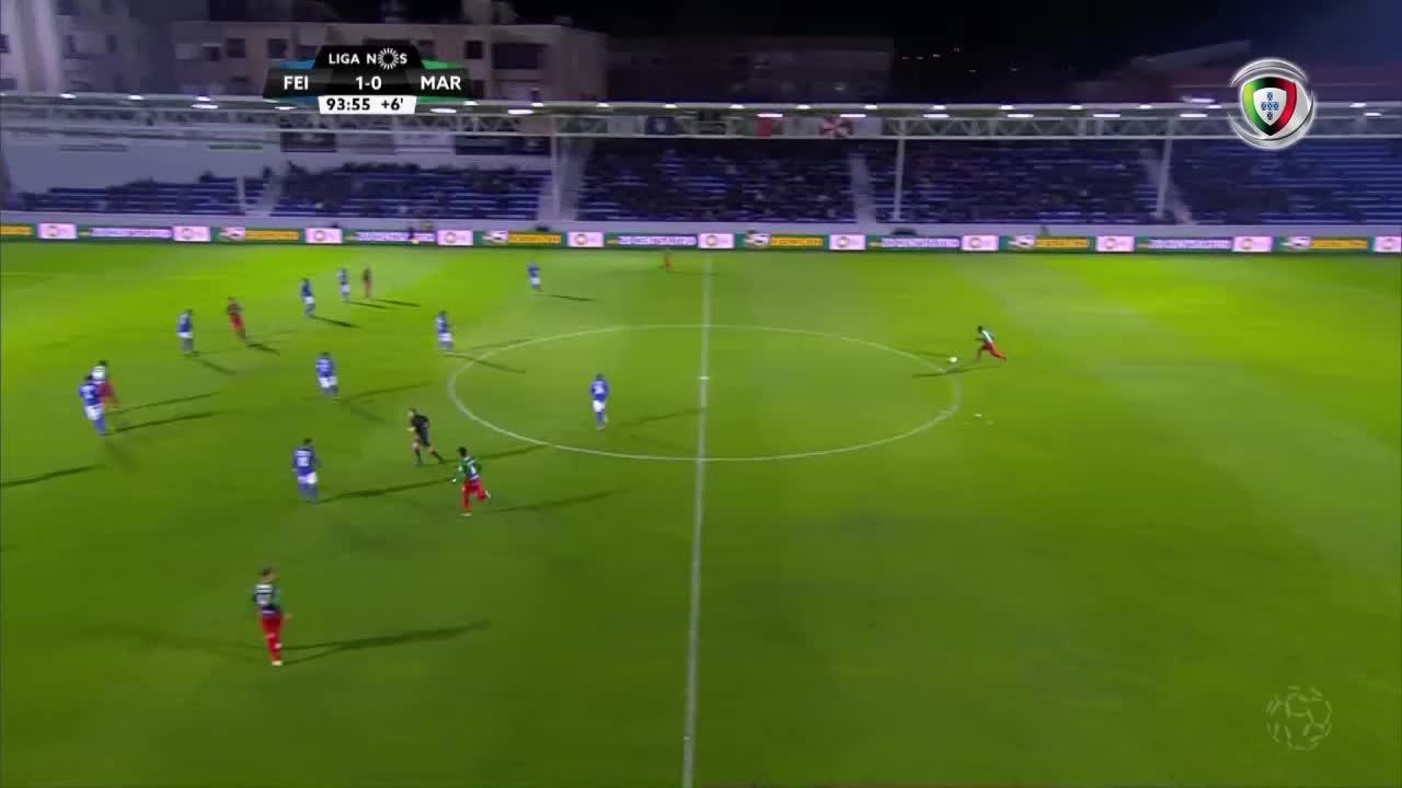 Marítimo M., Jogada, Rodrigo Pinho aos 90'+5'
