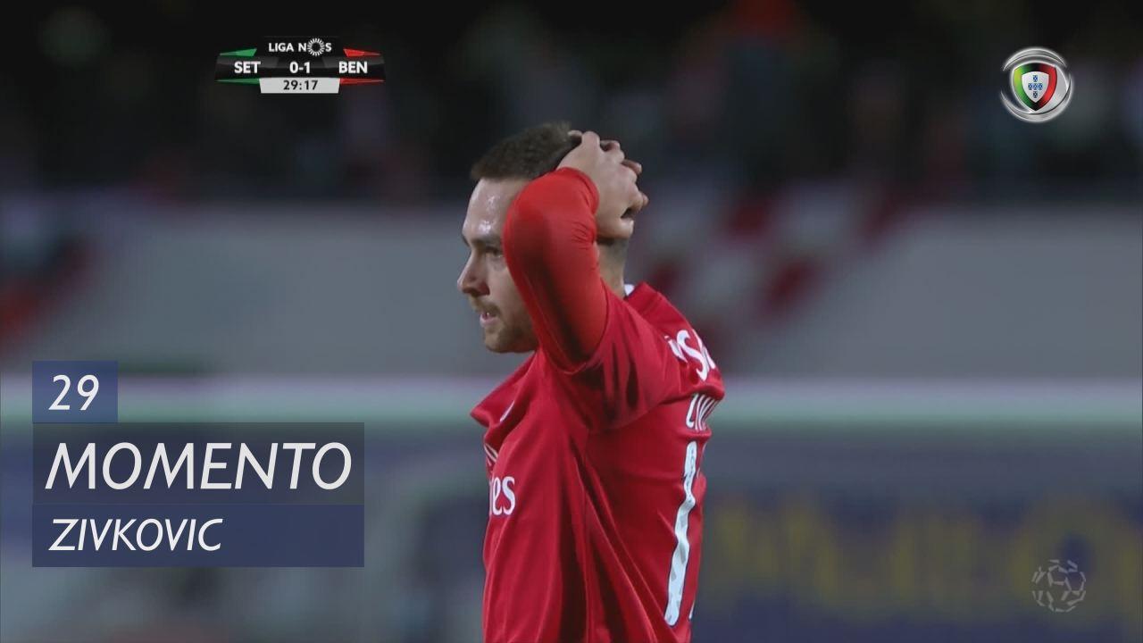 SL Benfica, Jogada, Zivkovic aos 29'