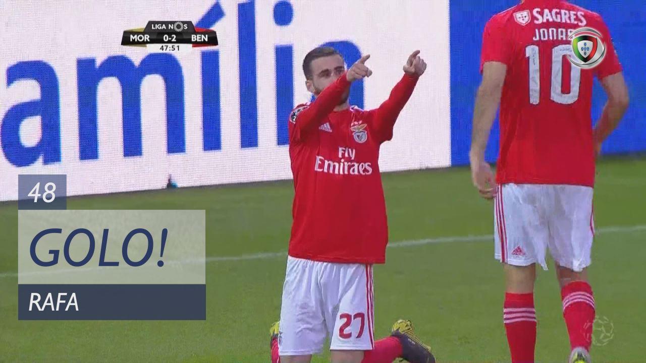 GOLO! SL Benfica, Rafa aos 48', Moreirense FC 0-3 SL Benfica