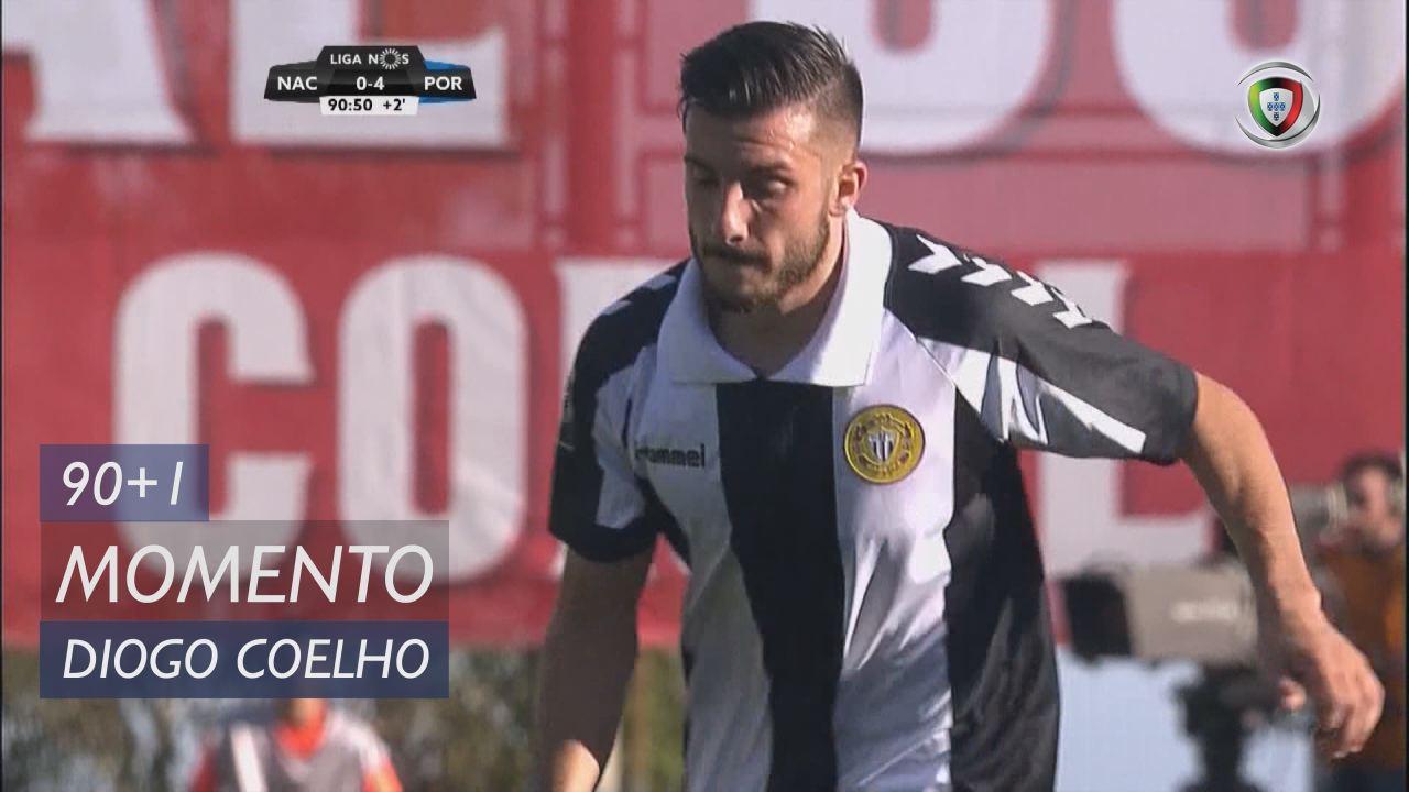CD Nacional, Jogada, Diogo Coelho aos 90'+1'