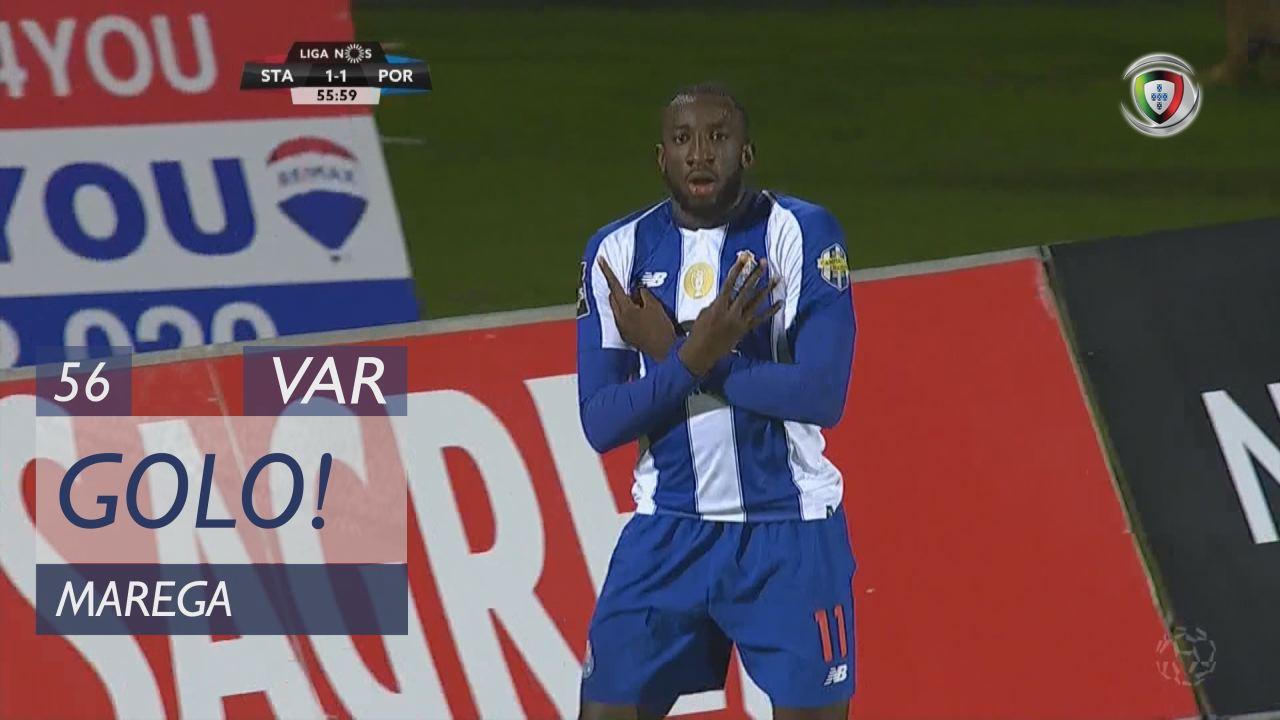 GOLO! FC Porto, Marega aos 56', Sta. Clara 1-2 FC Porto