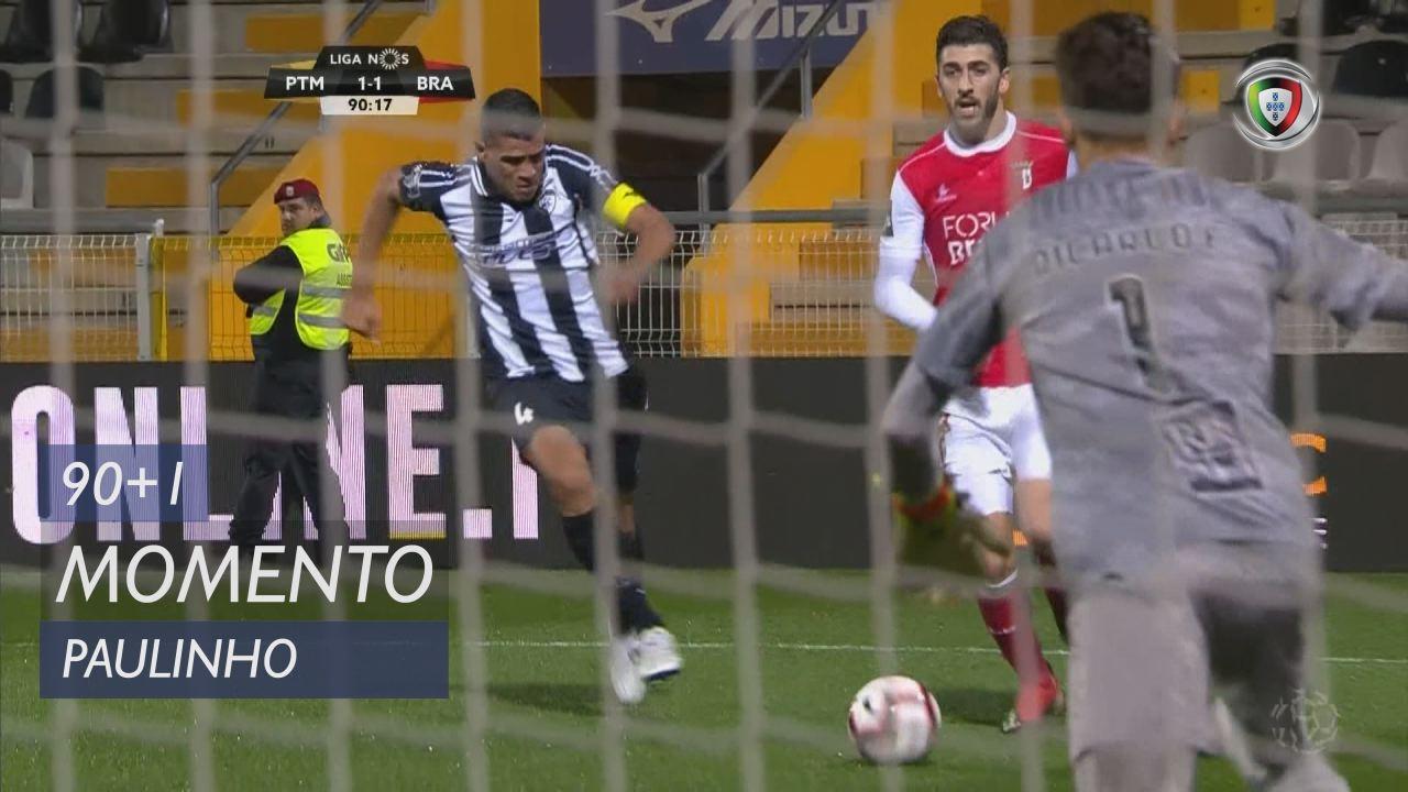 SC Braga, Jogada, Paulinho aos 90'+1'