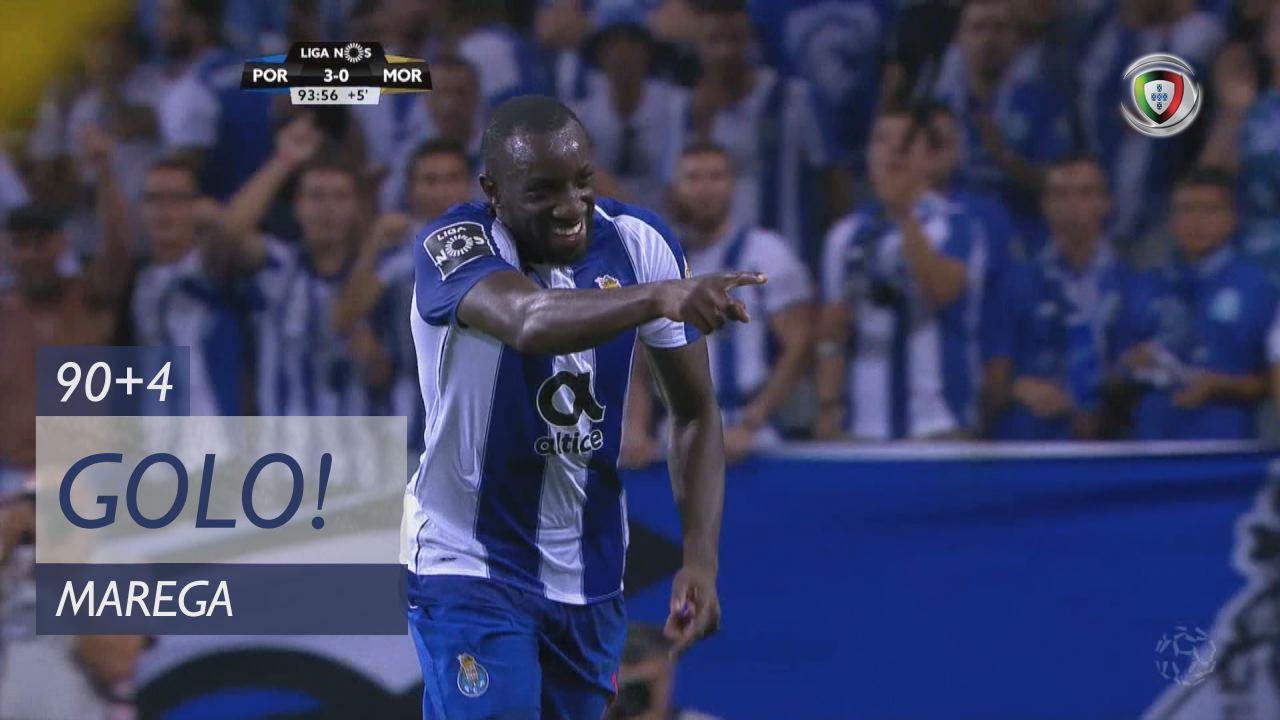 GOLO! FC Porto, Marega aos 90'+4', FC Porto 3-0 Moreirense FC