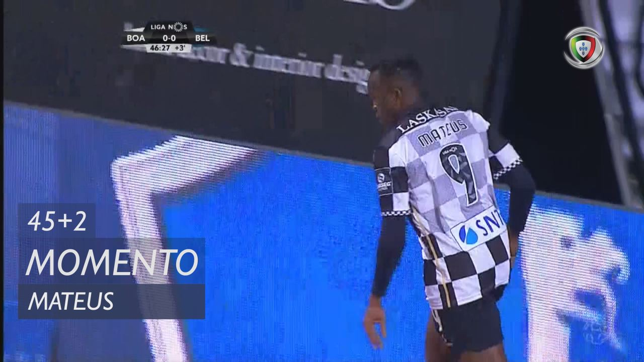 Boavista FC, Jogada, Mateus aos 45'+2'