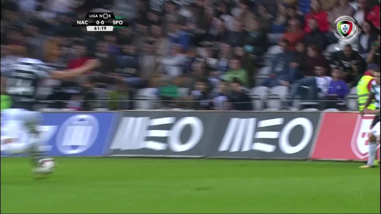 GOLO! Sporting CP, Luiz Phellype aos 62', CD Nacional 0-1 Sporting CP