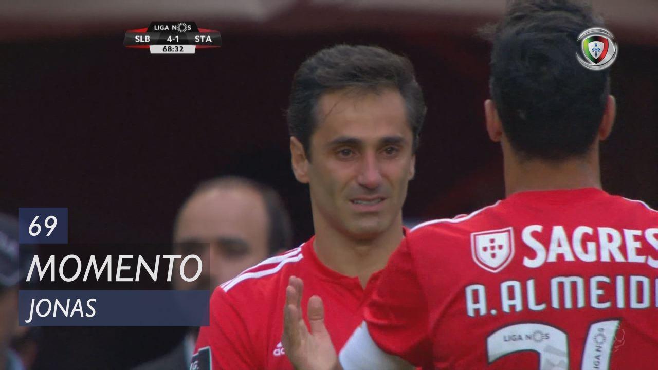 SL Benfica, Especial, Jonas, 69m