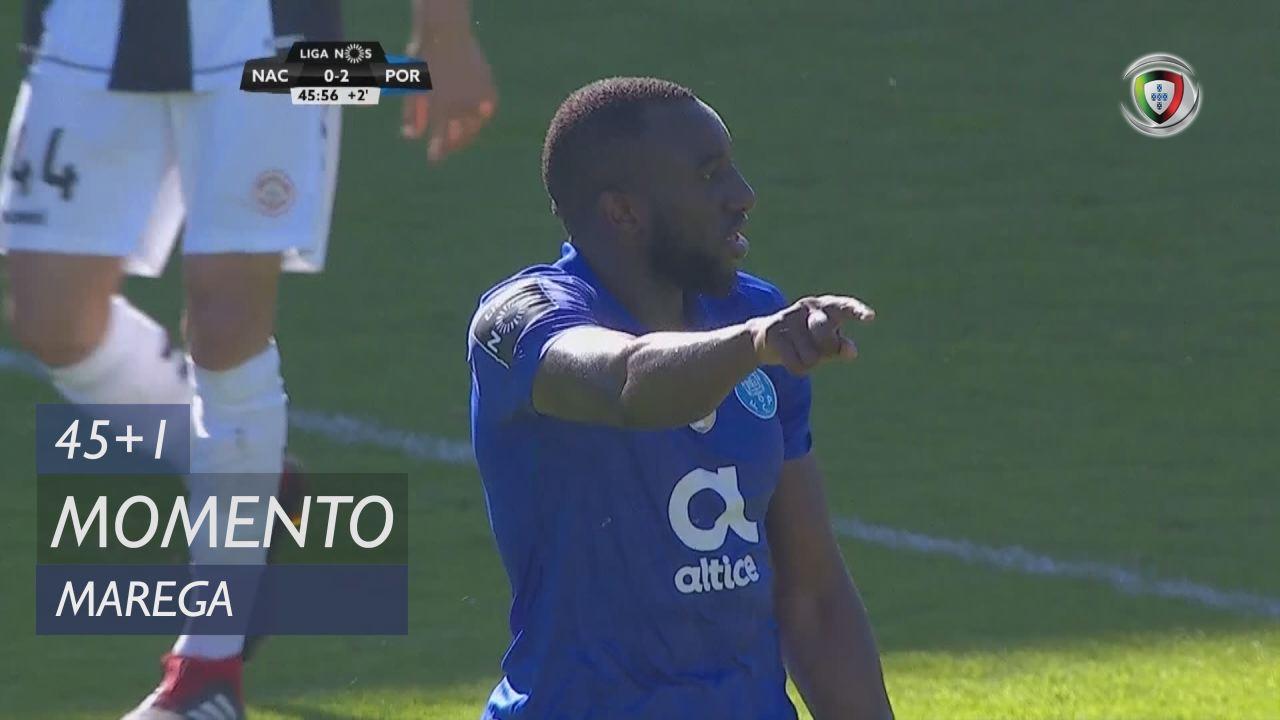 FC Porto, Jogada, Marega aos 45'+1'