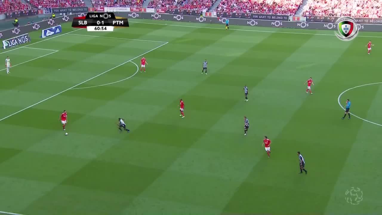 GOLO! SL Benfica, Rafa aos 62', SL Benfica 1-1 Por...