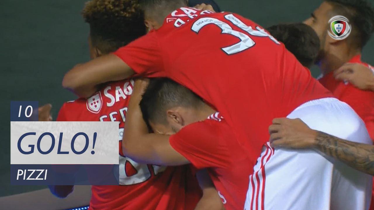 GOLO! SL Benfica, Pizzi aos 10', SL Benfica 1-0 Vi...