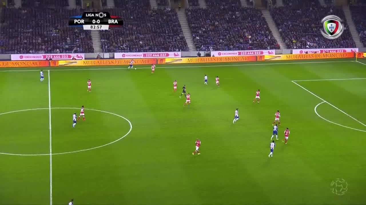FC Porto, Caso, Hernâni aos 84'