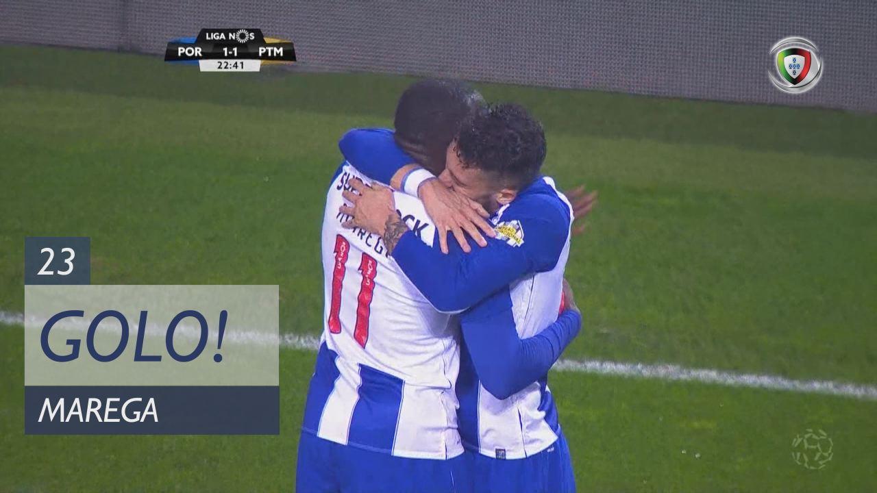 GOLO! FC Porto, Marega aos 23', FC Porto 1-1 Portimonense