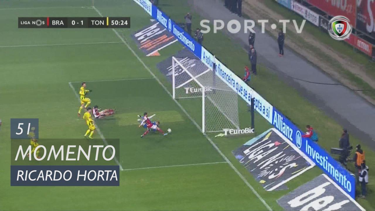 SC Braga, Jogada, Ricardo Horta aos 51'