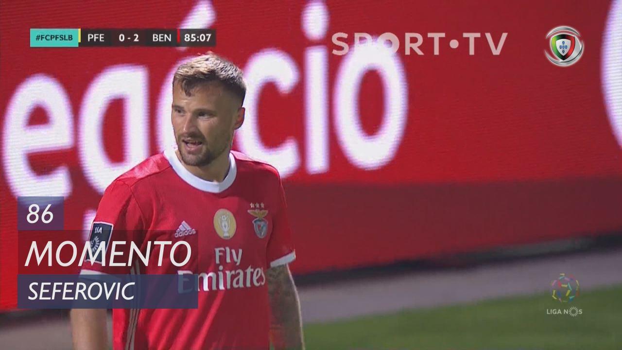SL Benfica, Jogada, Seferovic aos 86'