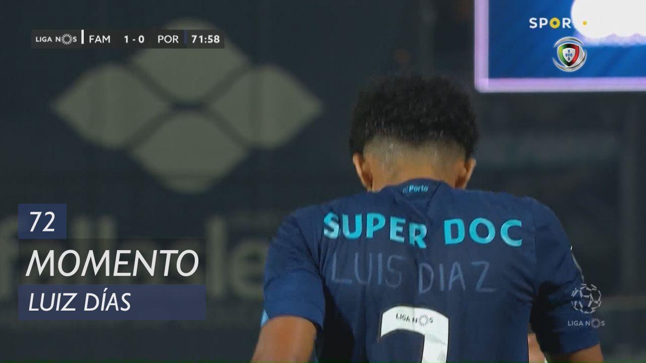 FC Porto, Jogada, Luis Díaz aos 72'