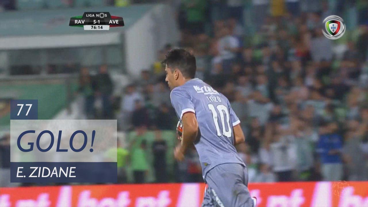 GOLO! CD Aves, E. Zidane aos 77', Rio Ave FC 5-1 CD Aves