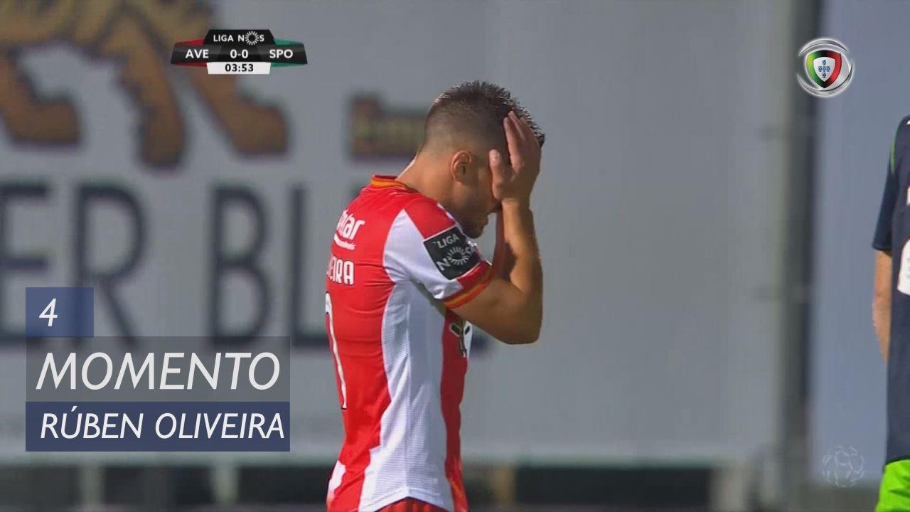 CD Aves, Jogada, Rúben Oliveira aos 4'
