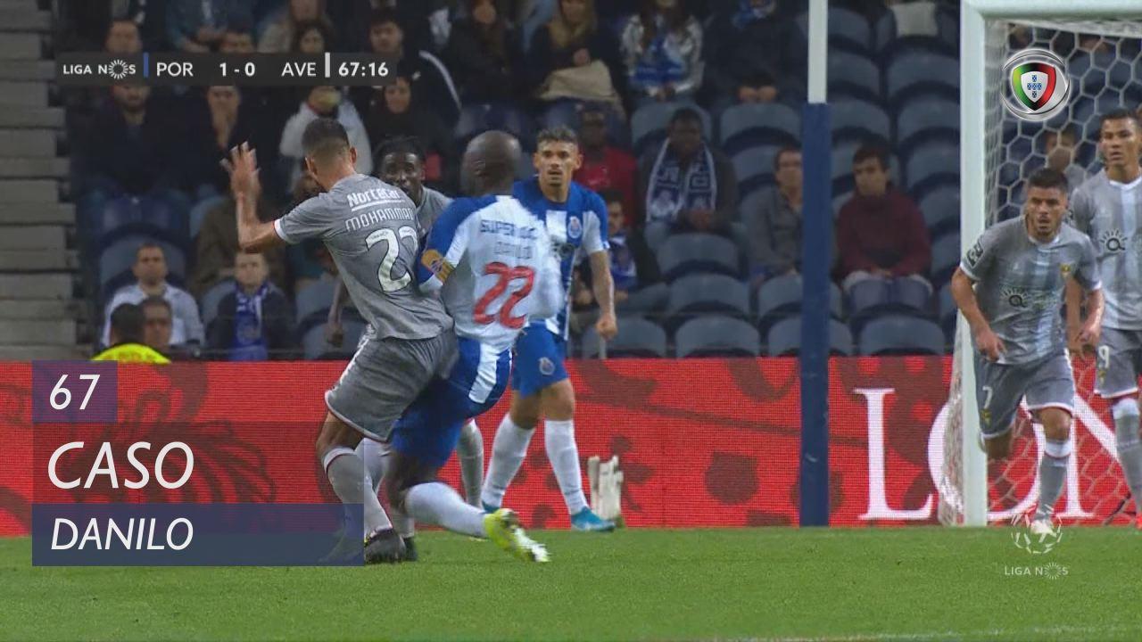 FC Porto, Caso, Danilo aos 67'