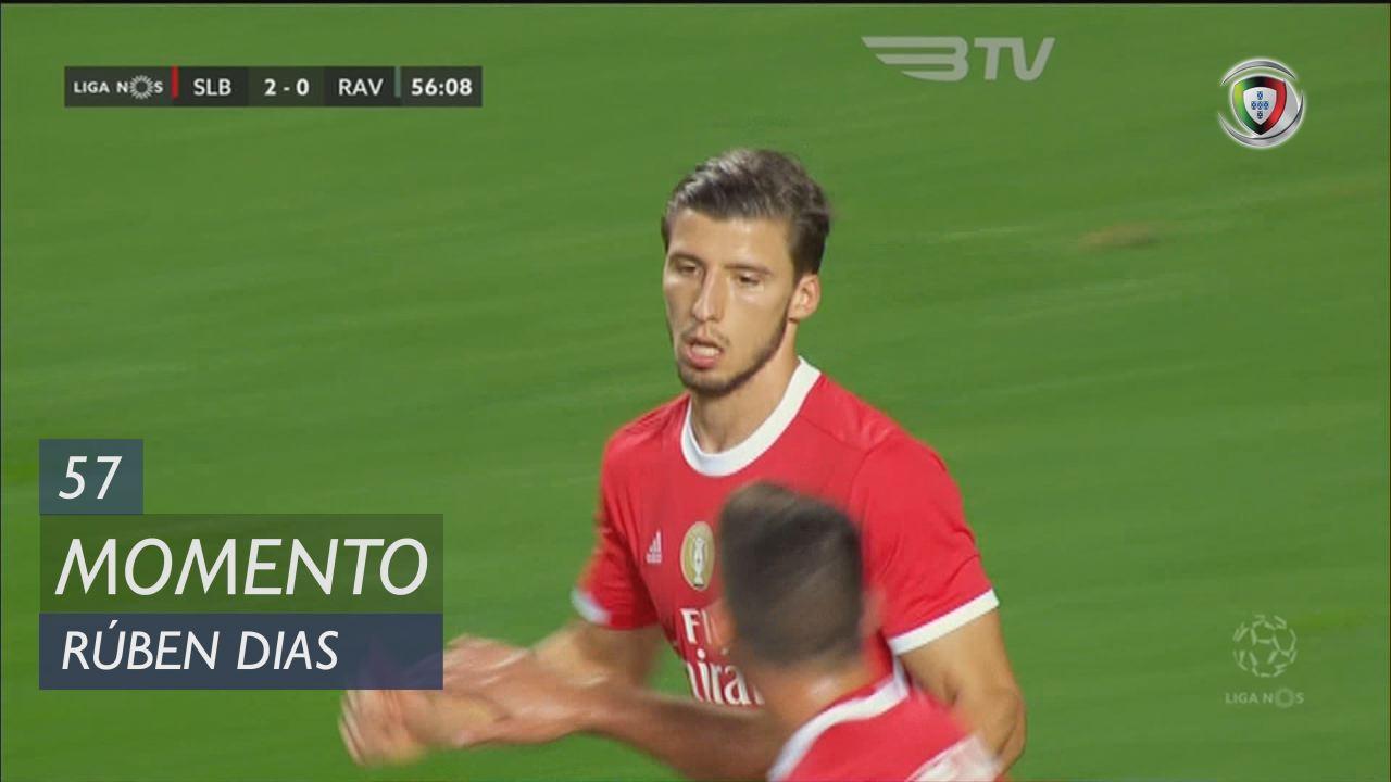 SL Benfica, Jogada, Rúben Dias aos 57'