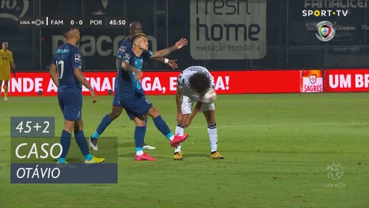 FC Porto, Caso, Otávio aos 45'+2'