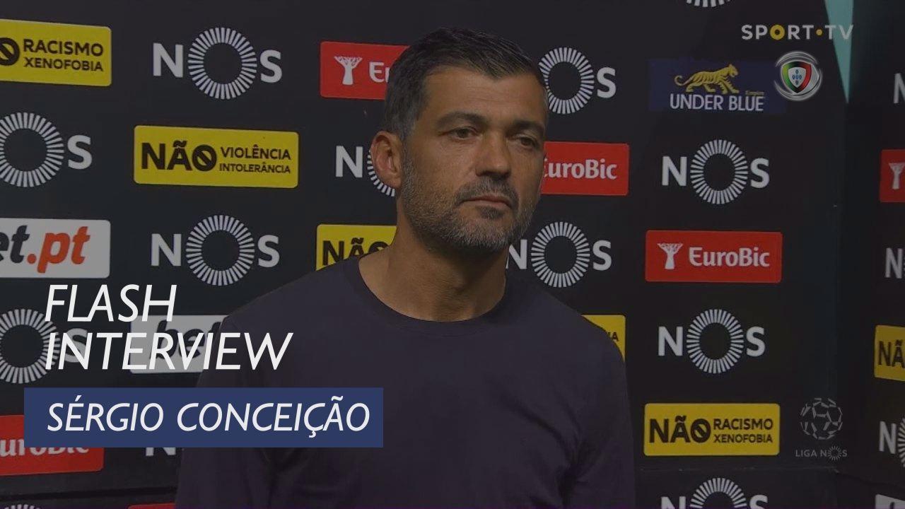 Sérgio Conceição ambiciona conseguir mais um título este ano