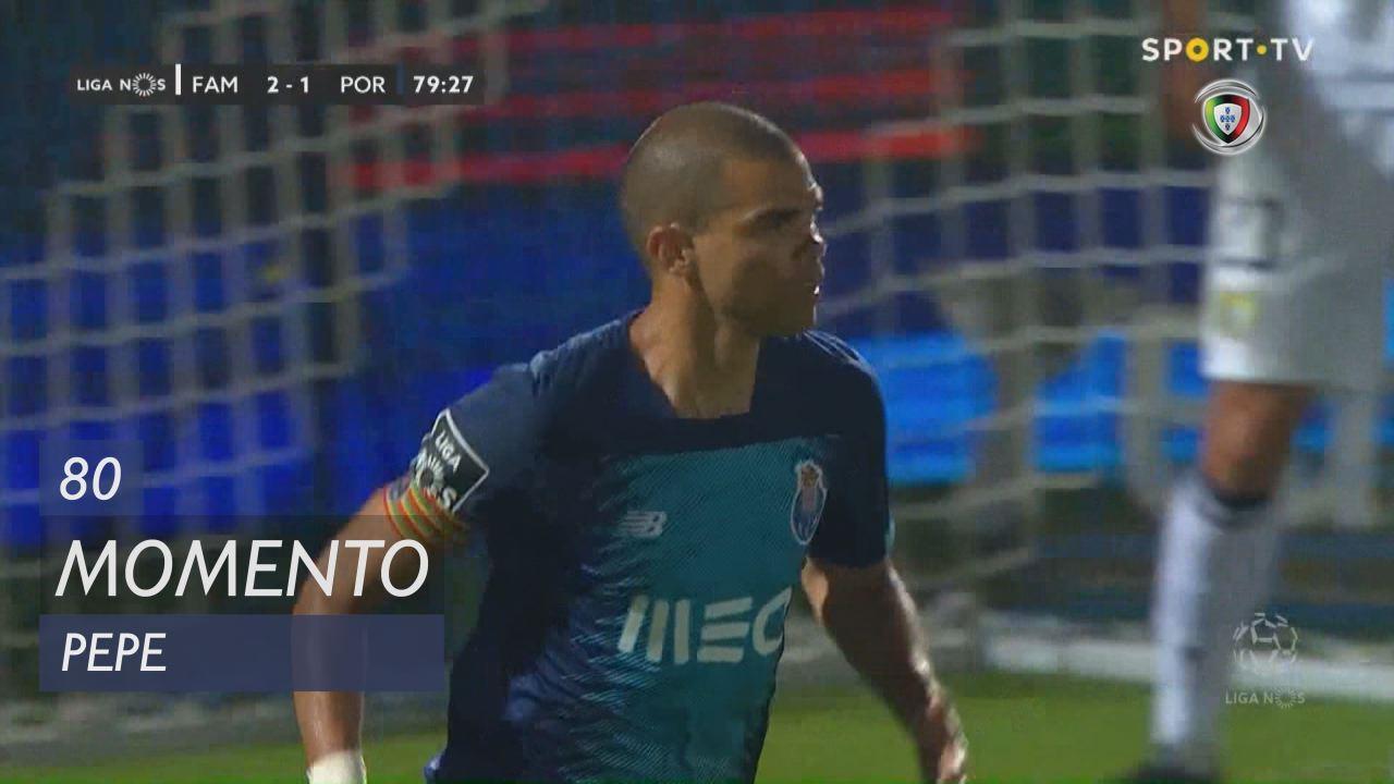 FC Porto, Jogada, Pepe aos 80'