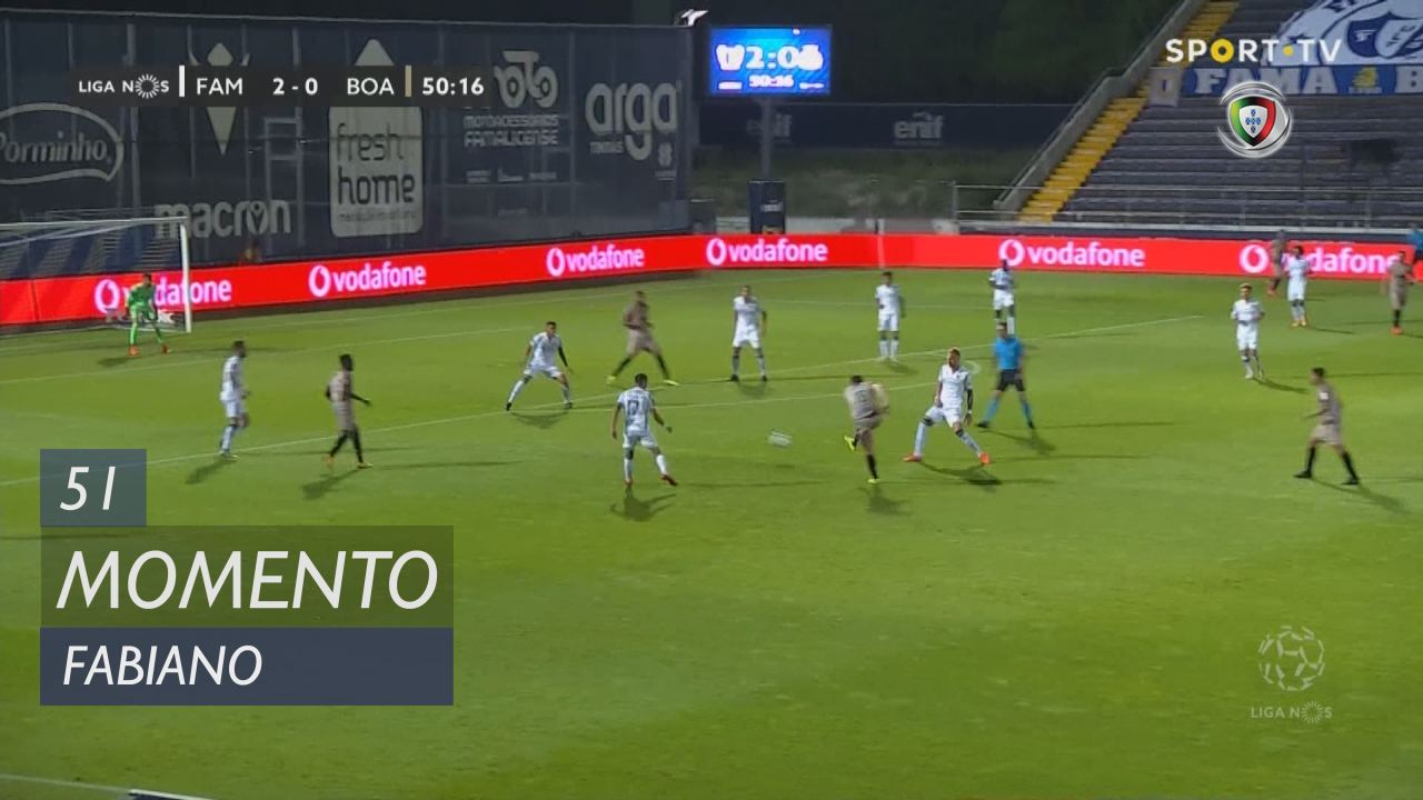 Boavista FC, Jogada, Fabiano aos 51'
