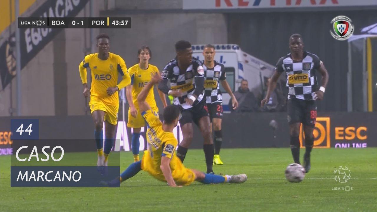FC Porto, Caso, Marcano aos 44'