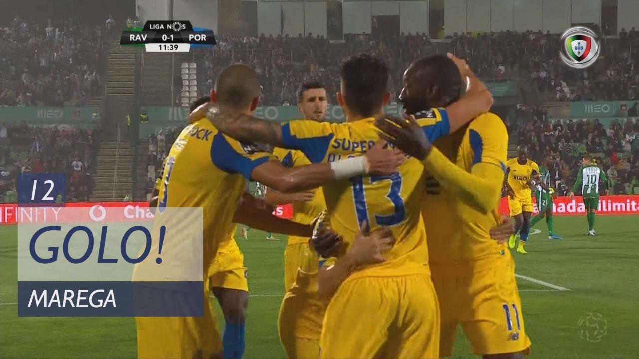 GOLO! FC Porto, Marega aos 12', Rio Ave FC 0-1 FC Porto