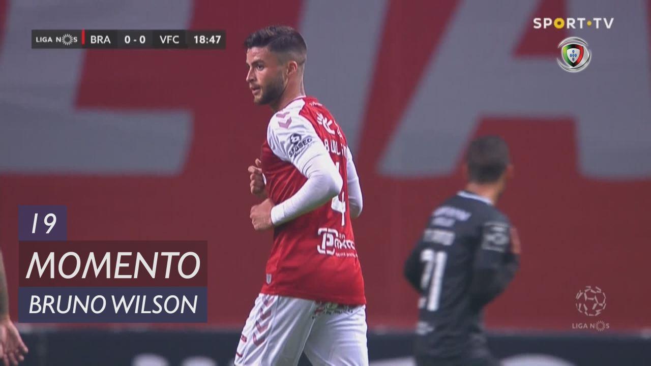 SC Braga, Jogada, Bruno Wilson aos 19'